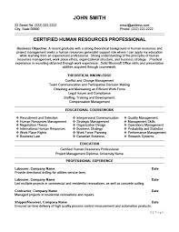 Examples Of Human Resources Resumes by Human Resources Professional Resume Template Premium Resume