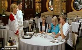 Hell S Kitchen Show News - hell s kitchen usa gordon ramsay turns it into a family affair by
