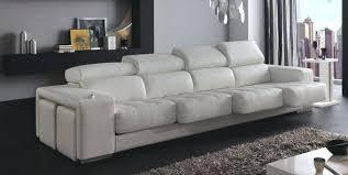 Contemporary Sofa Recliner Beautiful Contemporary Sofa Fabric 4 Seater White Shakira