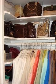 closet purse organizer canada home design ideas
