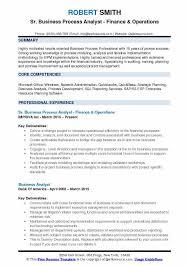 business analyst resume template 2015 resume professional writers business process analyst resume sles qwikresume