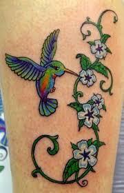 Flower And Bird Tattoo - images of hummingbirds and flowers flower and hummingbird tattoo