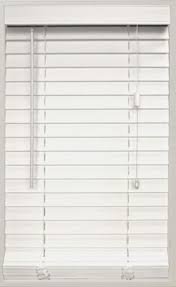 What Are Faux Wood Blinds Shop Century 2 1 2 Inch Softwood Faux Wood Blinds At Lower Price