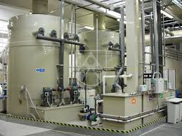 High Heat Plants Plastics For Exhaust Air Cleaning Plants Röchling