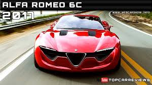 2017 alfa romeo 6c review rendered price specs release date youtube