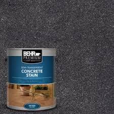 behr premium 1 gal stc 35 dark coal semi transparent concrete