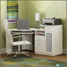 Computer Table Designs For Home In Corner by Furniture White And Corner Computer Desk Design Ideas Nila Homes
