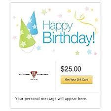 e gift cards restaurants bj s restaurant brewhouse happy birthday hats gift