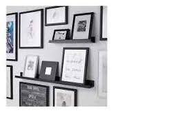 ikea mosslanda ikea mosslanda 55cm floating picture ledge photo frame rail book