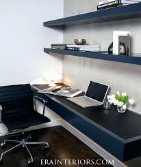 Wall Mounted Office Desk Awesome Floating Office Desk View In Gallery Floating Wall Mounted