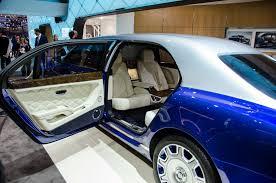 New Bentley Mulsanne Revealed Ahead Of Geneva 2016 2017 Bentley Mulsanne First Look Review Motor Trend