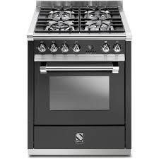 piano cuisine gaz piano de cuisson steel ascot 70 cm four vapeur a7s 4 dcharby