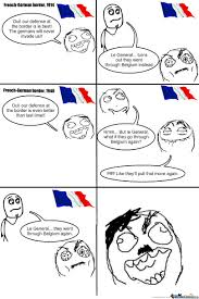 What Is Meme In French - the french when will they learn by kewlass meme center