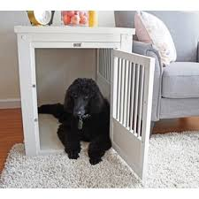 Dog Crate With Bathroom by Primetime Petz Wood End Table Pet Crate Free Shipping Today
