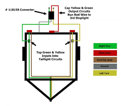how to wire trailer lights 4 way diagram trailer wiring diagram