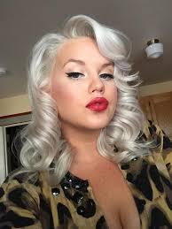 vintage hair vintage style glam hair tutorial