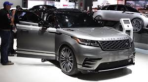 range rover velar white the all new range rover velar dials up land rover u0027s design and