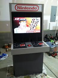 build your own arcade cabinet diy arcade cabinet discussion neogaf