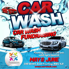 car wash fundraising video post template postermywall