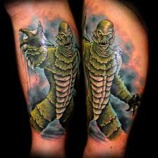 chris brown leg tattoo chris 51
