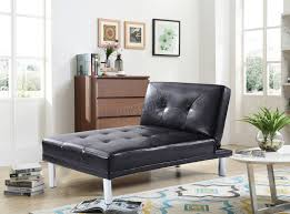Single Couch Foxhunter Chaise Longue Single Sofa Bed 1 Seater Couch Faux