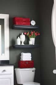 Gray And Red Bathroom Ideas - main floor bathroom ideas new grey red bathroom ideas bathroom