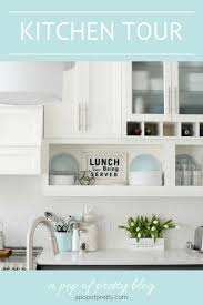 Canadian Made Kitchen Cabinets Spring Home Tour Our Recent Kitchen Renovation