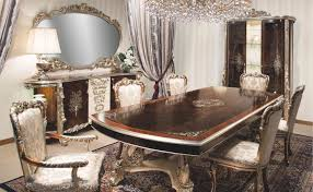Lacquer Dining Room Sets Exciting Italian Lacquer Dining Room Furniture Pictures Ideas