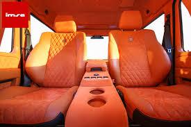 mercedes g wagon red interior interior imsa