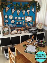 101 jungle classroom theme ideas decor images