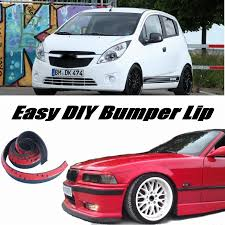 nissan versa body kit chevrolet spark bumper lip lips spoiler for car tuning body