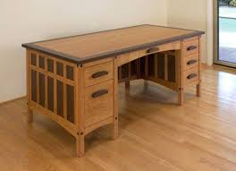 Woodworking Plans Computer Desk Wood Desk Plans Glassnyc Co