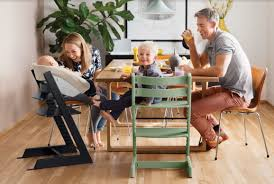 chaise haute volutive stokke 100130 chaise haute tripp trapp vert mousse chaise haute