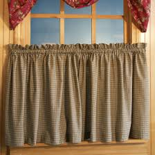 Cafe Tier Curtains Almost Custom By Olde Towne Café Tier Curtains Thecurtainshop Com