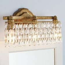 Gold Bathroom Vanity Lights Gold Bathroom Vanity Lighting You Ll Wayfair