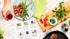 how does a healthy meal delivery service work hellofresh