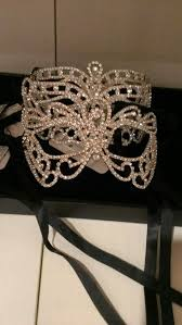 rhinestone masquerade masks 17 best images about prom on tfios in and