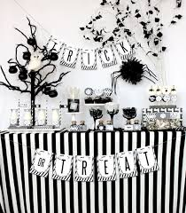 10 black and white decorating ideas celebrations at home
