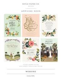 wedding invitation companies wedding invitations by rifle paper co fonts and flower