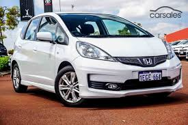 honda jazz car used honda jazz cars for sale in australia carsales com au