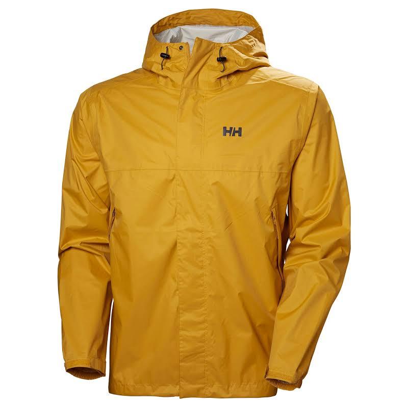Helly Hansen Loke Jacket Golden Glow Large 62252-343-L