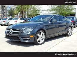 used mercedes benz cls class for sale in vero beach fl edmunds