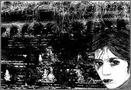 Atelier Vera Boldt - Kunst für Exzentriker (Montage_016) - bahnhofswand