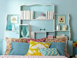Creative Bedroom Blue Wall Designs King Size Awesome Headboard Ideas Cool Headboard With Blue Wall