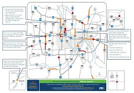 Mn Dot Traffic Map East Metro I 94 Ramp Closures Top Twin Cities Weekend Road Woes
