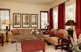 red curtain ideas for living room modern style home design ideas