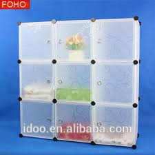 Plastic Storage Cabinets With Doors by Free Standing Pp Storage Cabinets With Doors Plastic White Storage