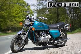 honda gl1000 goldwing road test classic motorbikes
