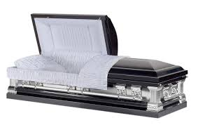black casket camelot black casket with velvet interior alpharetta ga