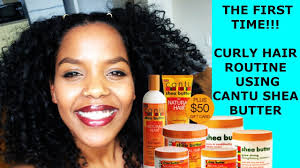 wash and go hairsyes for 50 curly hair routine cantu shea butter for wash go youtube
